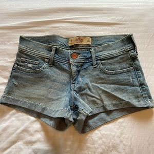 Hollister Denim Short-shorts